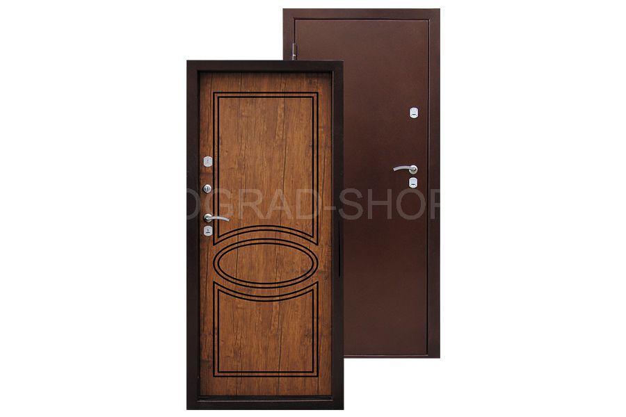 сколько стоит железные двери в москве