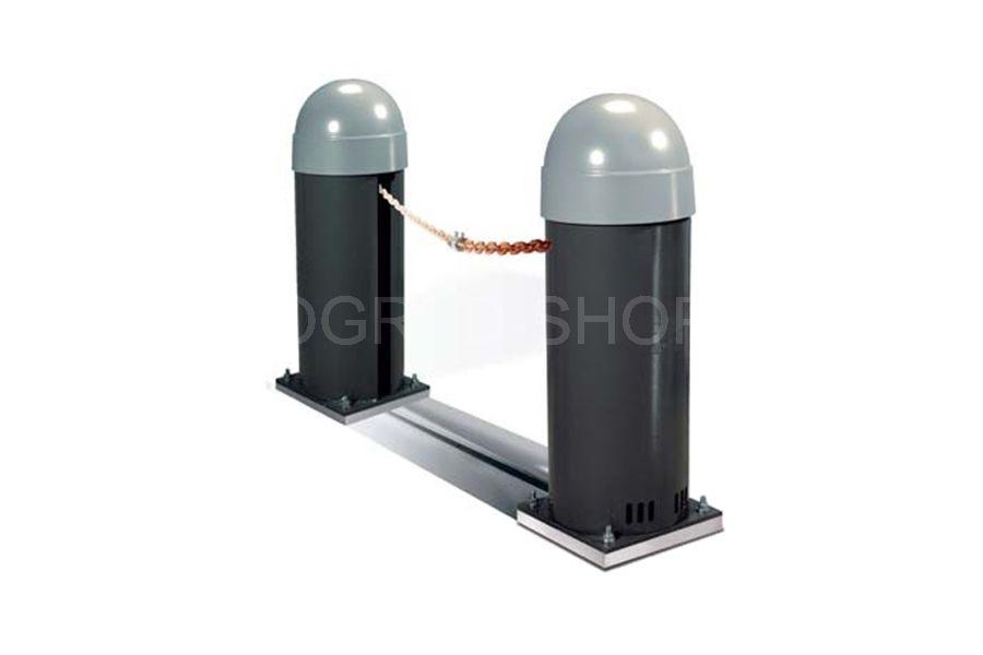Устройство автоматических ворот диапазон рабочих температур электрические ворота в астане